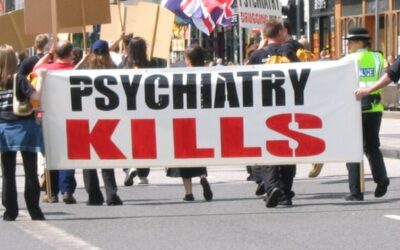 Cops Criminalize Protest; Psychiatrists Medicalize It