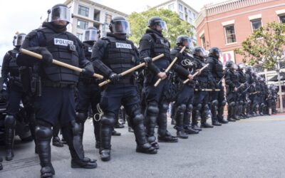 Police Unions Expose Class Conflict in US Labor